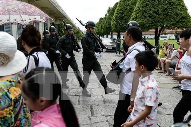 Tailandia arresta a personajes politicos vinculados con explosiones consecutivas hinh anh 1