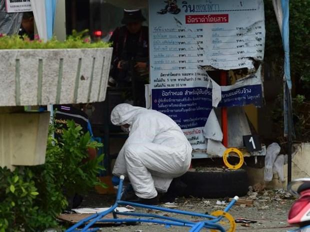 Tailandia: Policia halla bombas sin explotar en centros turisticos hinh anh 1