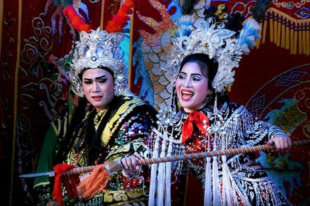 """""""Historia de la musica del casco antiguo"""": espacio de melodias tradicionales Vietnam hinh anh 1"""