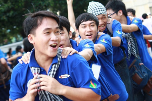 Ciudad Ho Chi Minh revisa campana veraniega de voluntariado juvenil hinh anh 1