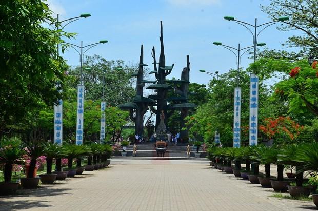 Atrae a 50 mil peregrinos festival religioso de La Vang en Vietnam hinh anh 1