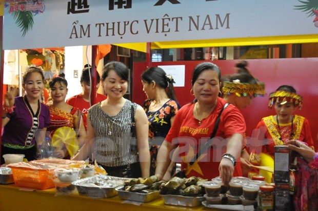 Participa Vietnam en Festival Gastronomico de ASEAN en Macao hinh anh 1
