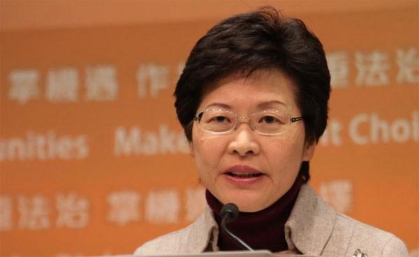 Hong Kong (China) desea mayor cooperacion con Ciudad Ho Chi Minh hinh anh 1