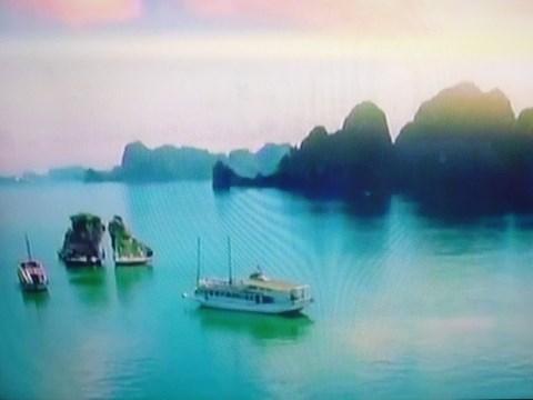 Canal televisivo de Panama ofrece un paseo por Vietnam hinh anh 1