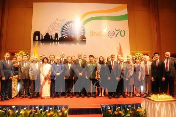 Vietnam felicita a India por su Dia Nacional hinh anh 1
