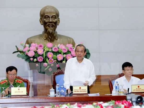 Impulsa Vietnam la simplificacion de tramites administrativos hinh anh 1