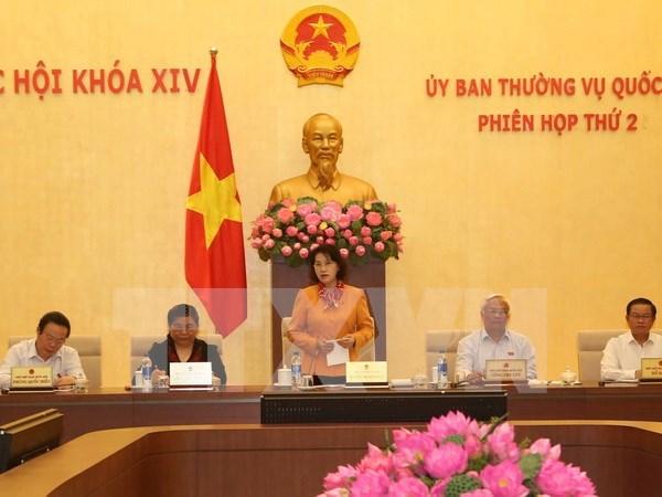 Parlamento de Vietnam iniciara en octubre segundo periodo de sesiones hinh anh 1