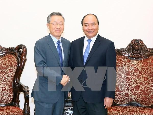 Alta valoracion vietnamita al respaldo sudcoreano en elaboracion de politica hinh anh 1