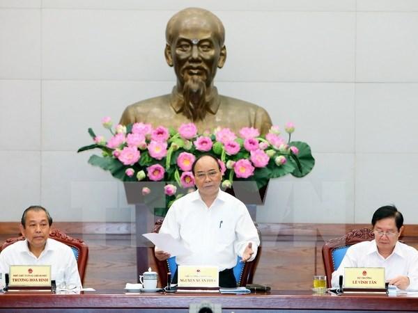 Premier urge mejorar calidad de personal al servicio de reforma administrativa hinh anh 1
