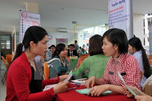 Mas de un millon de vietnamitas en edad laboral parados hinh anh 1
