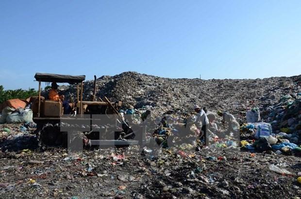 Holanda respalda a provincia vietnamita en tratamiento de residuos hinh anh 1