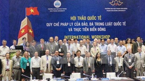 Reiteran en Vietnam necesidad de paz y estabilidad en Mar del Este hinh anh 1