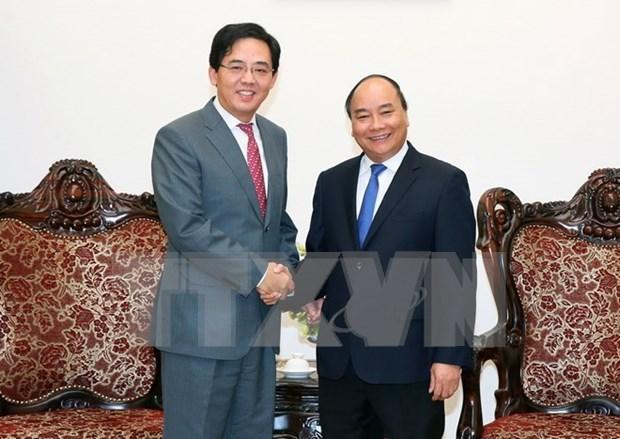 Premier de Vietnam: Amistad con China es base para resolver diferencias hinh anh 1