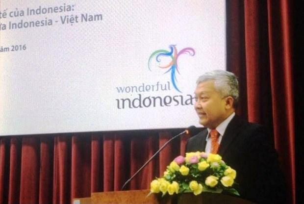 Vietnam e Indonesia promueven nexos de inversion y comercio hinh anh 1