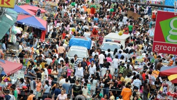 Economia de Filipinas registro crecimiento mas rapido en Sudeste de Asia hinh anh 1