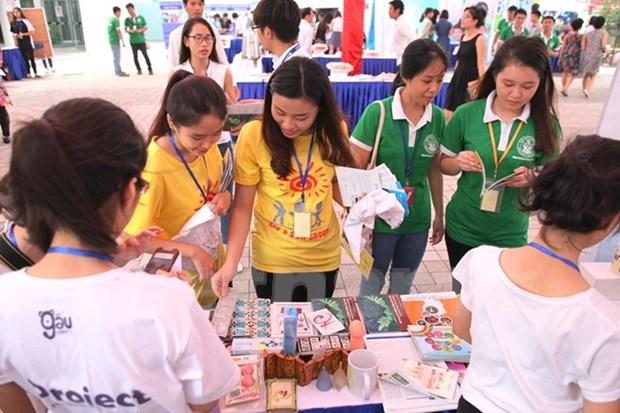 Promueven en Vietnam el rol de los jovenes hinh anh 1
