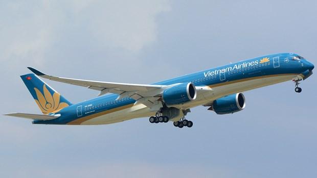 Vietnam Airlines suspende vuelos por mal tiempo hinh anh 1