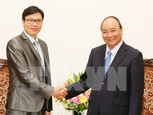 Crea Vietnam condiciones favorables para talentos coterraneos en el exterior hinh anh 1