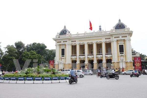 Conmemoran en Vietnam triunfo de la Revolucion de Agosto hinh anh 1