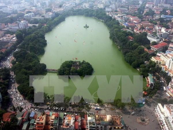 Hanoi espera recibir a 30 millones de visitantes en 2020 hinh anh 1