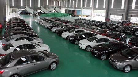Tailandia, primer exportador de automoviles a Vietnam hinh anh 1