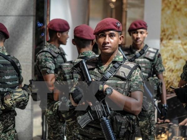 Malasia construye nueva base militar hinh anh 1