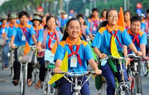 Ciudad Ho Chi Minh invierte en actividades para ninos hinh anh 1