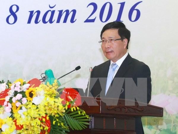 Diplomacia contribuye a ampliacion de relaciones exteriores de Vietnam hinh anh 1