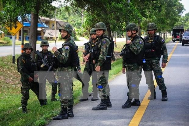 Tailandia: Policia desactiva una bomba de 80 kilogramos hinh anh 1