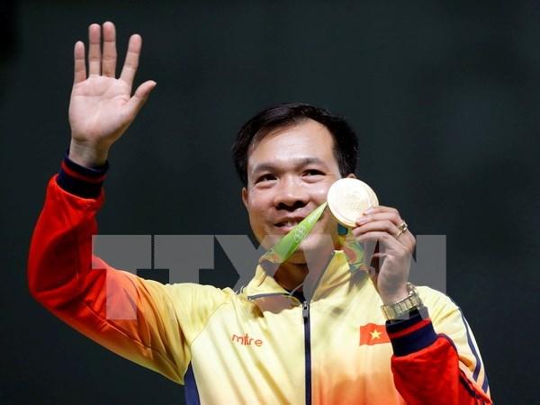 Vietnam termina los Juegos Olimpicos Rio en el lugar 48 hinh anh 1