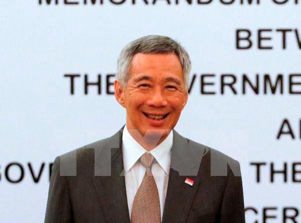 Lee Hsien Loong: Singapur mantiene su postura en cuestion del Mar del Este hinh anh 1