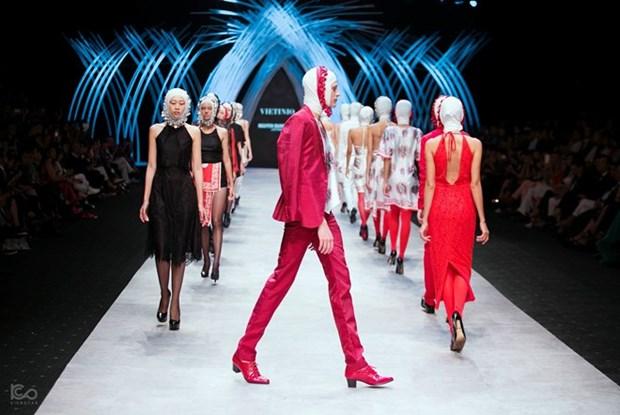 Semana Internacional de Moda de Vietnam sera en Hanoi por primera vez hinh anh 1