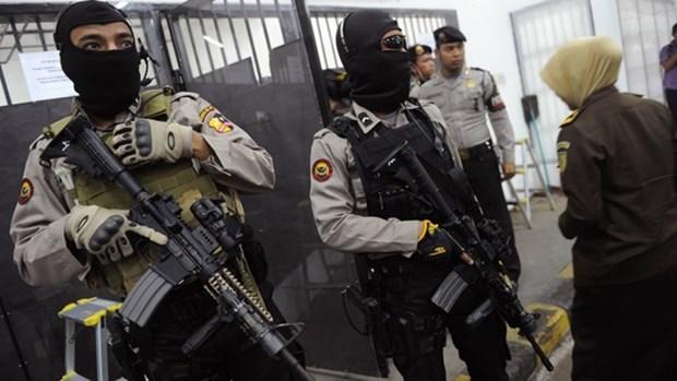 Indonesia refuerza seguridad en Bali ante riesgo de ataque con bomba hinh anh 1