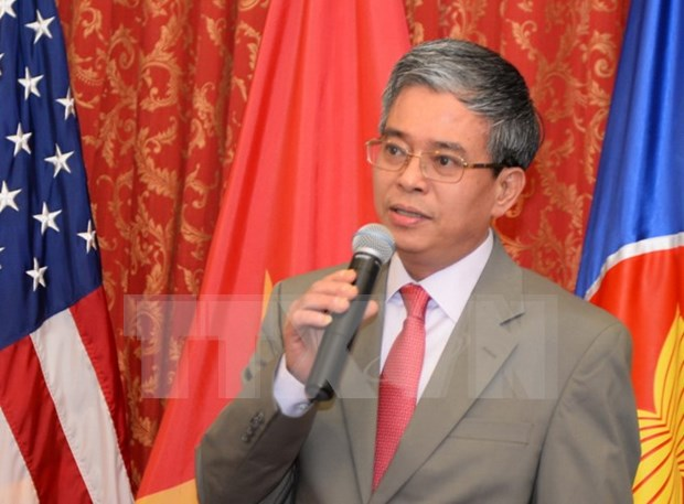 Vietnam y EE.UU. tienen muchas oportunidades de cooperacion fuera de TPP hinh anh 1