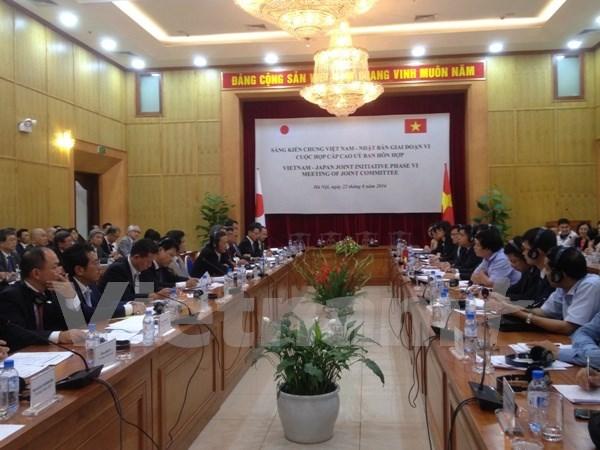 Inician nueva fase de la Iniciativa Vietnam–Japon hinh anh 1