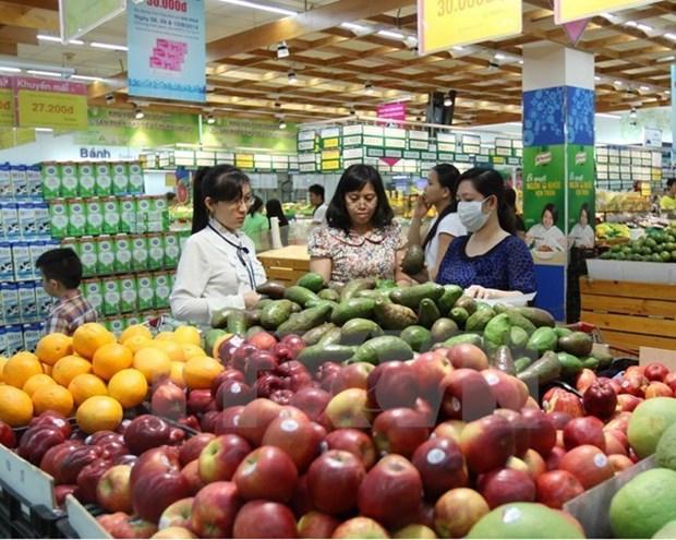 Hanoi registra leve disminucion de IPC en agosto hinh anh 1