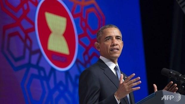 Barack Obama asistira a Cumbre de ASEAN en Laos hinh anh 1
