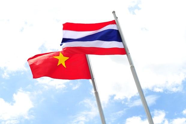 Vietnam y Tailandia fortalecen cooperacion en politica y seguridad hinh anh 1