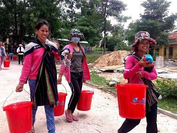 Hogares pobres ocupan casi diez por ciento del total de Vietnam hinh anh 1