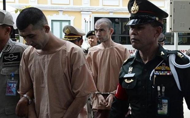Aplazan fecha de juicio contra sospechosos de ataque con bomba en Tailandia hinh anh 1