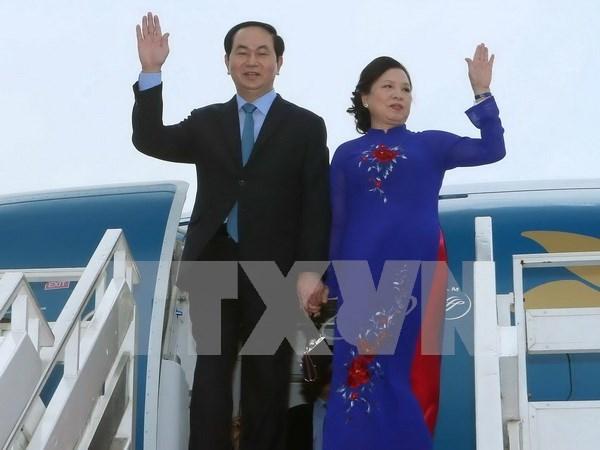 Vietnam consolidara nexos de amistad y cooperacion multifacetica con Brunei hinh anh 1