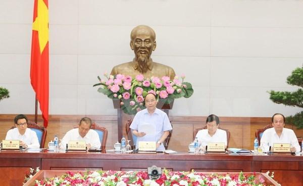Premier de Vietnam reitera compromiso con proteccion del medio ambiente hinh anh 1