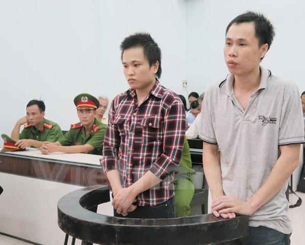 Condenados a prision propagadores contra Estado vietnamita hinh anh 1