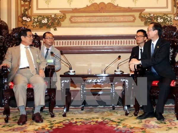 Ciudad Ho Chi Minh urge acelerar construccion de linea de metro numero uno hinh anh 1