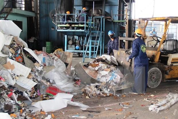 Vietnam mejora capacidad de reciclaje de residuos electronicos hinh anh 1