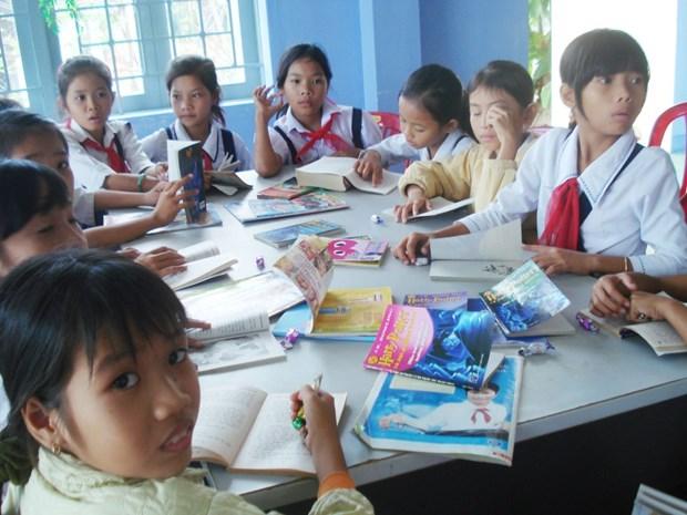 Celebran en Thanh Hoa foro sobre derecho de participacion infantil hinh anh 1