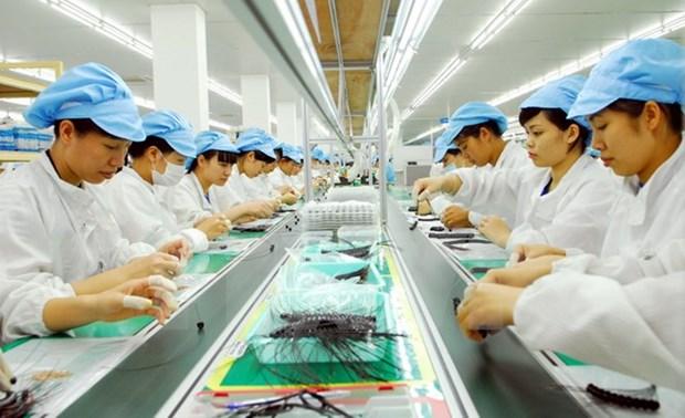 Inversiones extranjeras en Vietnam alcanzan 14 mil 360 millones de dolares hinh anh 1