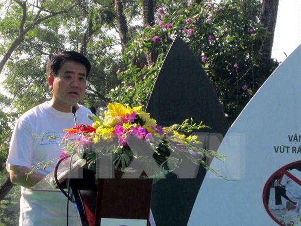 Hanoi busca oportunidades de impulsar cooperacion con Paris hinh anh 1