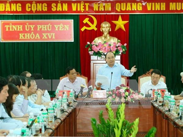 Turismo debe sector economico clave de Phu Yen, orienta primer ministro hinh anh 1