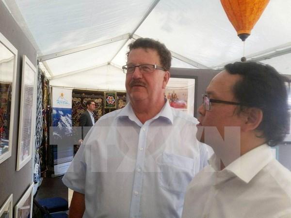 Vietnam presenta avances en cooperacion con Alemania hinh anh 1